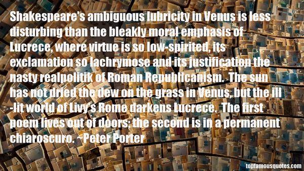 Quotes About Realpolitik