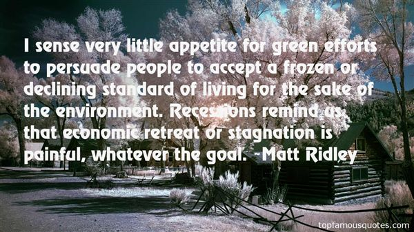 Quotes About Recessions