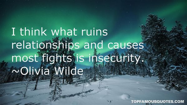 Quotes About Relationship Fights