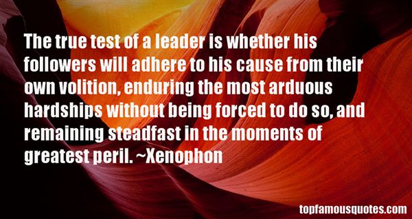 Quotes About Remaining Steadfast