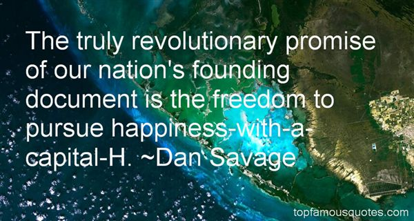 Quotes About Revolutionary Freedom