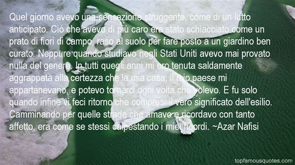 Quotes About Ricordi