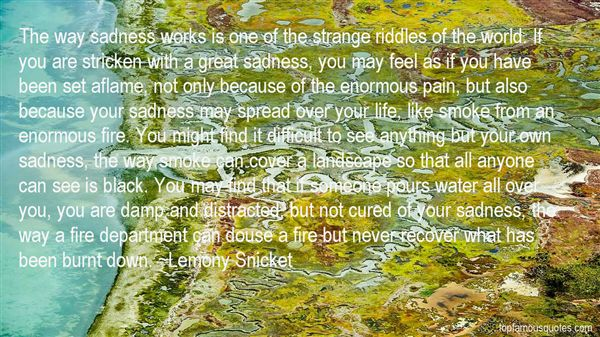 Quotes About Riddles