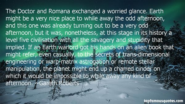 Quotes About Romana
