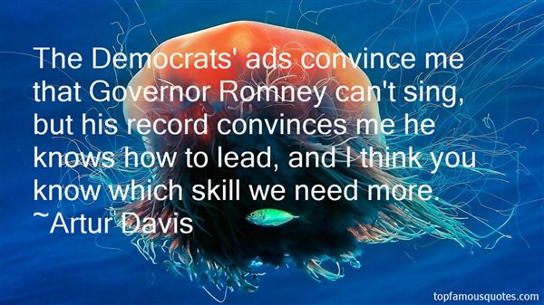 Quotes About Romney