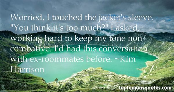 Quotes About Roommate