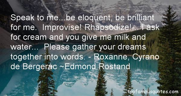 Quotes About Roxanne