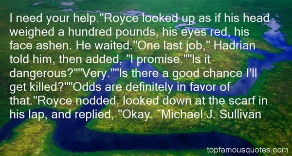 Quotes About Royce