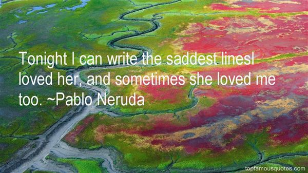 Quotes About Saddest Love