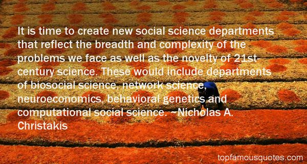 Quotes About Science Genetics