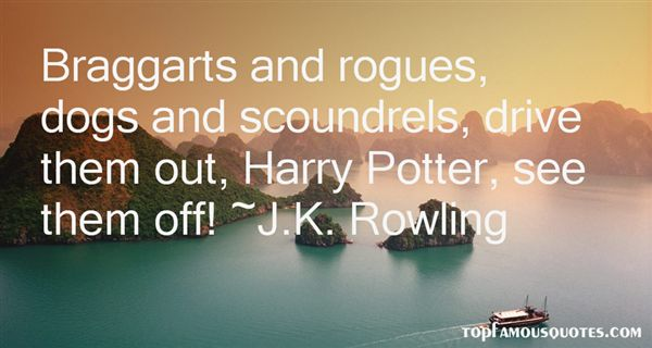 Quotes About Scoundrels