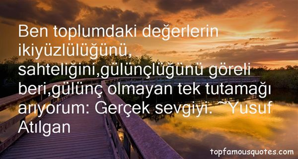 Quotes About Sevgi