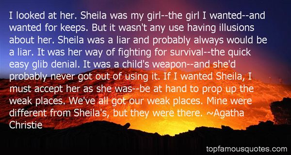 Quotes About Sheila