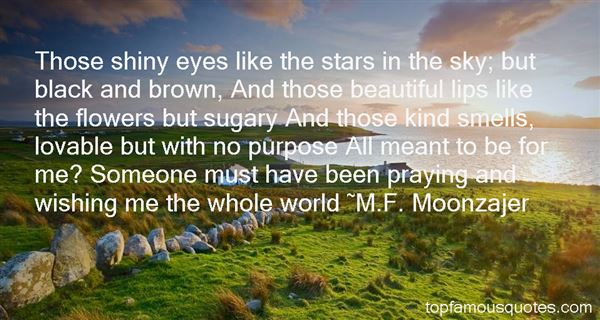 Quotes About Shiny Stars