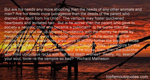 Quotes About Shocking Death
