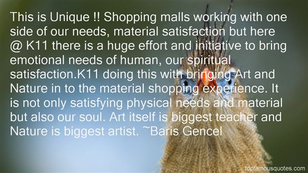 Quotes About Shopping Malls