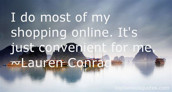 Quotes About Shopping Online