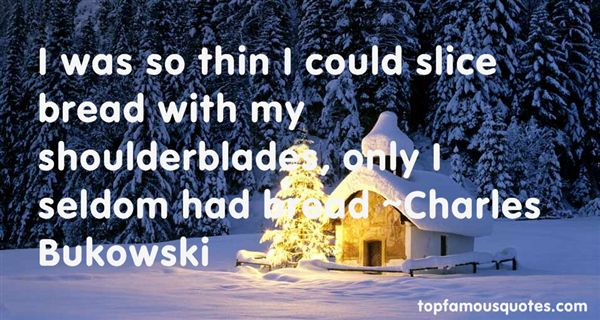 Quotes About Shoulderblades