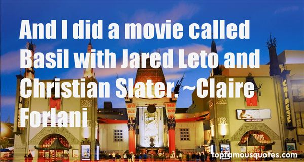 Quotes About Slater