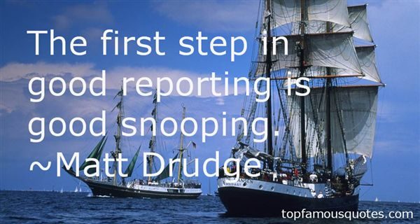 Quotes About Snooping