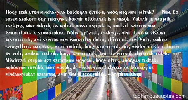 Quotes About Sok