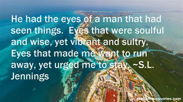 Quotes About Soulful Eyes