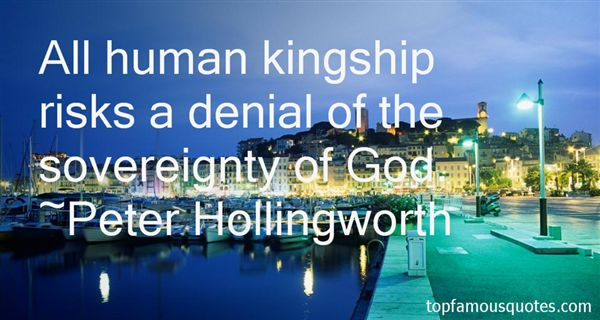 Quotes About Sovereignty Of God