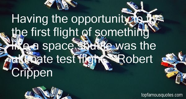Quotes About Space Shuttle