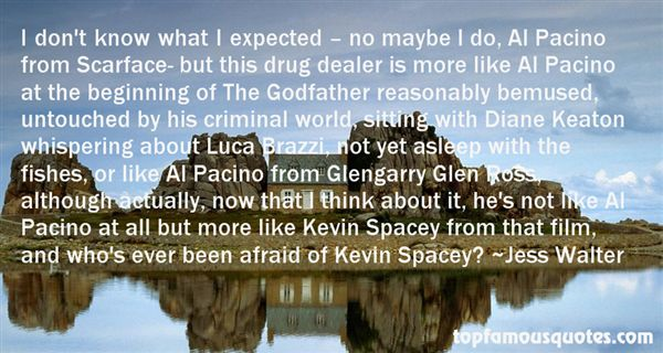 Quotes About Spacey