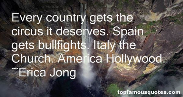 Quotes About Spain