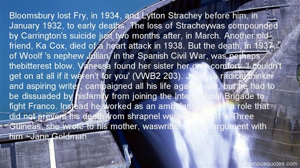 Quotes About Spanish Civil War