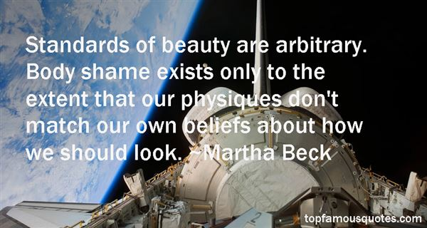 Quotes About Standards Of Beauty
