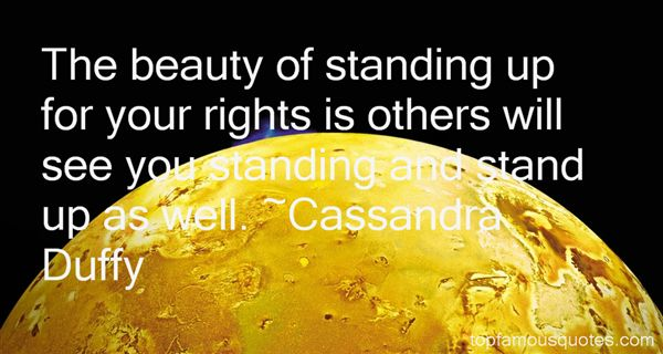 Quotes About Standing Up For Others