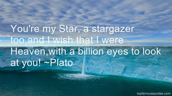 Quotes About Stargaze