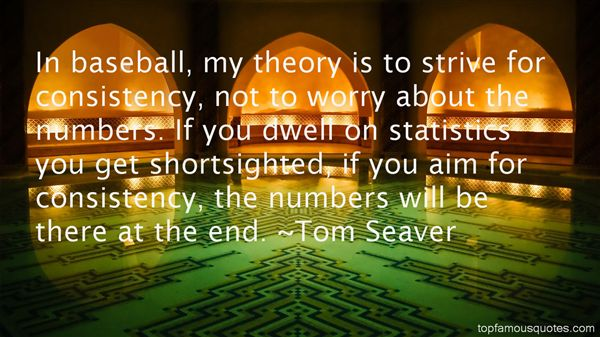 Quotes About Statistics Numbers