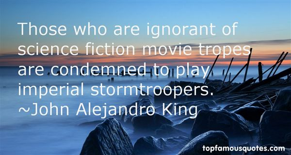 Quotes About Storm Troopers
