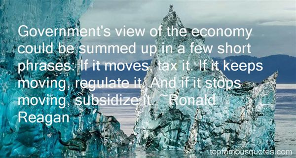 Quotes About Subsidize