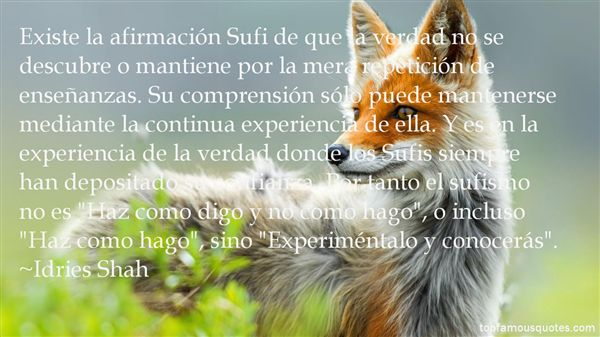 Quotes About Sufismo