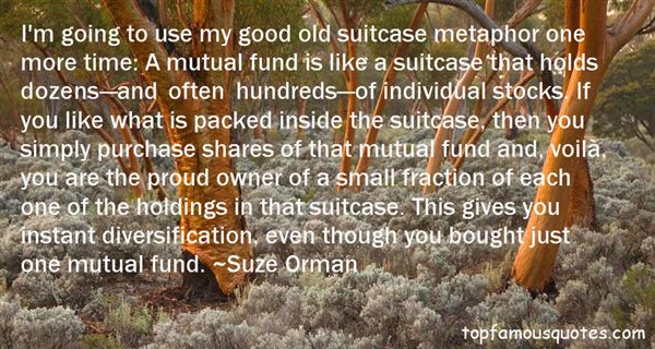 Quotes About Suitcase