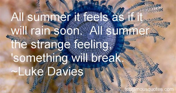 Quotes About Summer Break