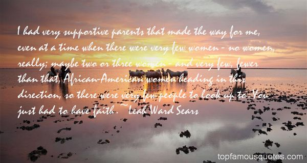 Quotes About Supportive Parents