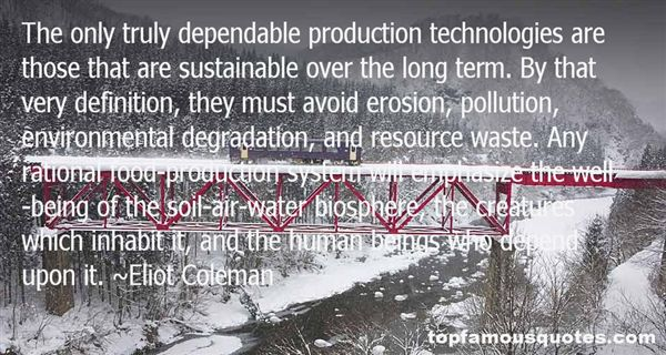 Quotes About Sustainable