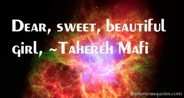 Quotes About Sweet Girl