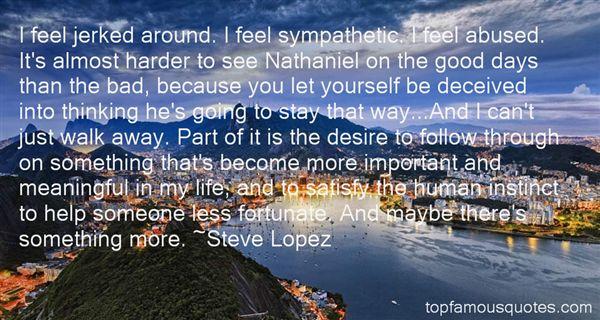 Quotes About Sympathetic
