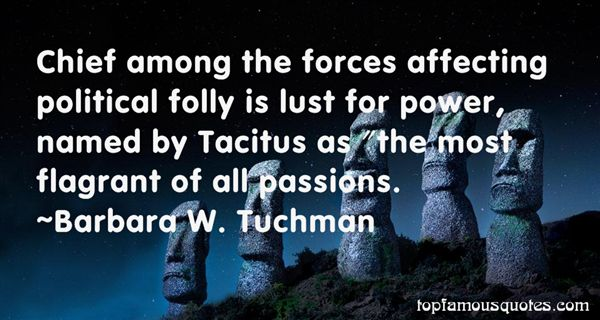 Quotes About Tacitus
