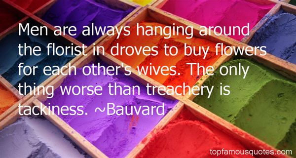 Quotes About Tackiness