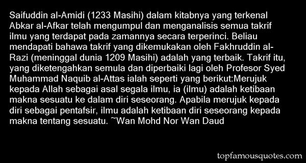 Quotes About Takrif