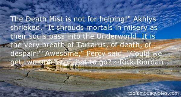 Quotes About Tartarus