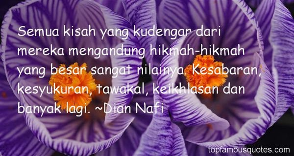 Quotes About Tawakal