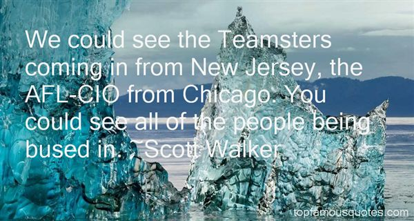 Quotes About Teamsters